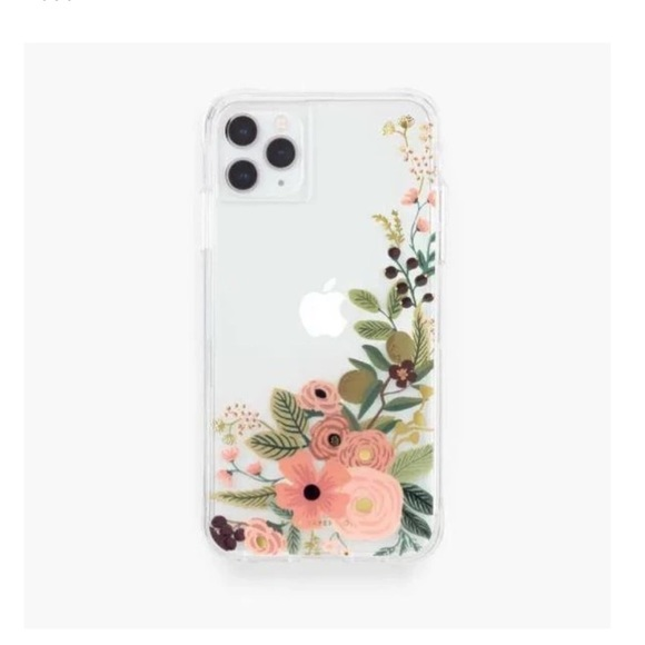 NWT iPhone 11 Pro Max Phone Case Garden Party Rose